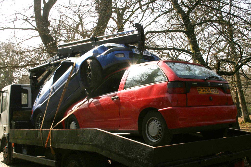 Scrap metal southampton free collection non ferous Southampton motor cars